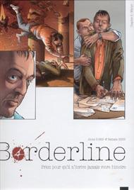 BORDERLINE 4. MARTYR de Robin/Berr