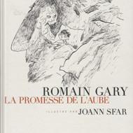 LA PROMESSE DE L'AUBE (Romain Gary illustré par Joann Sfar)