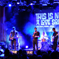 THIS IS NOT A LOVE SONG Festival 2015, Nîmes
