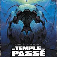 LE TEMPLE DU PASSE (Hubert/Le Roux)