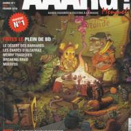 AAARG! Numéro 1/Février 2016