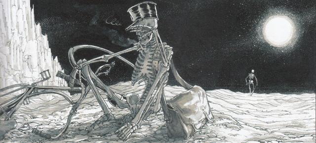 ERIC LIBERGE Retour parmi les morts