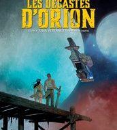 LES DECASTES D'ORION (Corbeyran/Miguel)