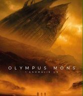OLYMPUS MONS 1. Anomalie un (Bec/Raffaele)
