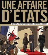 UNE AFFAIRE D'ETATS (Servenay/Martin)